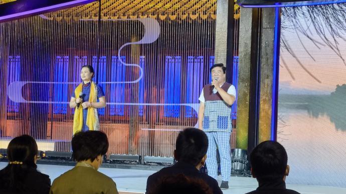 从《潮水娘娘》到码头号子,江南民歌是一座巨大宝库