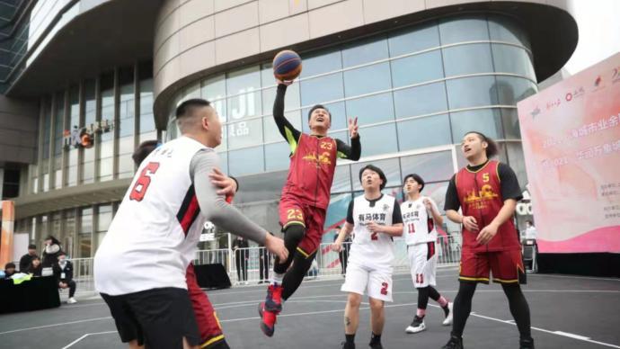 """上海助力中国三人篮球发展,我们的目标是""""下一场冠军"""""""