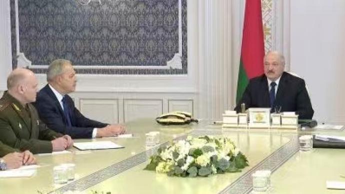 白俄罗斯总统:西方势力企图颠覆白俄罗斯政权