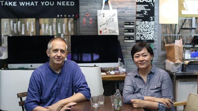 如何让公共艺术融入街坊生活?上海长宁的一个社区做到了