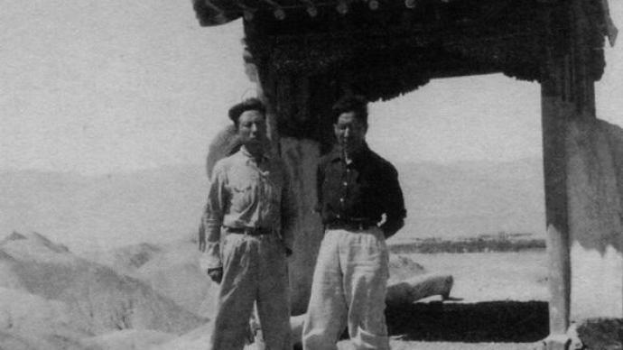 百年考古记|甘肃考古:古道石窟,追踪华夏之光