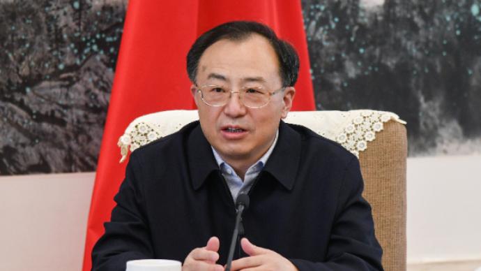 吴政隆任江苏省委书记,娄勤俭因年龄原因不再担任