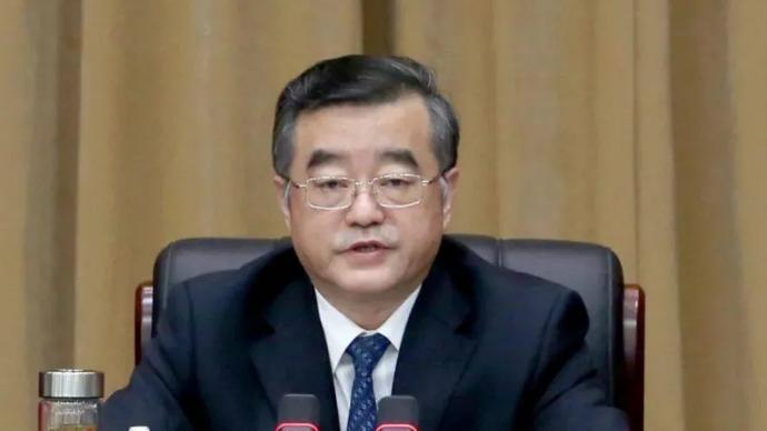 张庆伟任湖南省委书记,许达哲因年龄原因不再担任
