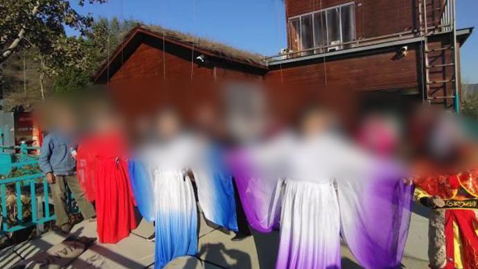 河南一景区高空项目钢丝断裂女子坠湖身亡,家属:结婚才半年