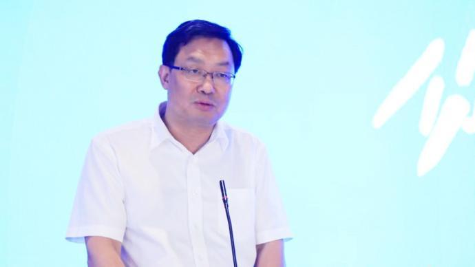 浙江省委网信办主任朱重烈已调任省广电集团党委书记、总裁