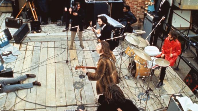 《披头士:归来》:天鹅之歌,快乐大于悲伤