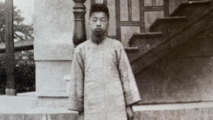 叶瑜荪|寻找钟宪民