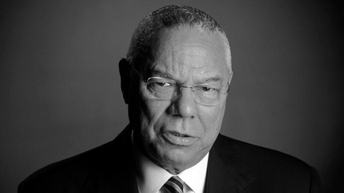 鲍威尔去世,曾向小布什扔鞋的伊拉克记者:上帝的法庭等着他