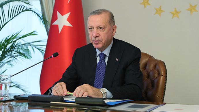 土耳其总统:人类命运不能也不应任由一小部分二战胜利国摆布