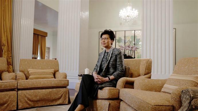 林郑月娥今早已出院,发文谈伤情并感谢大家关心