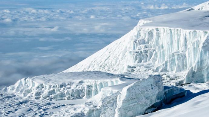 联合国称非洲冰川将融化,上亿贫困人口面临干旱和洪水