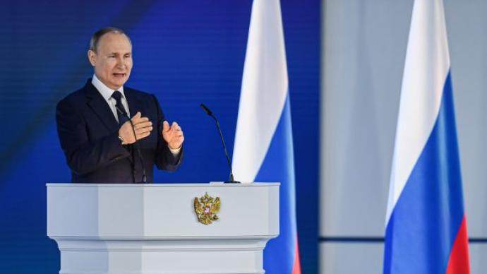 普京将以视频方式参加二十国集团领导人峰会