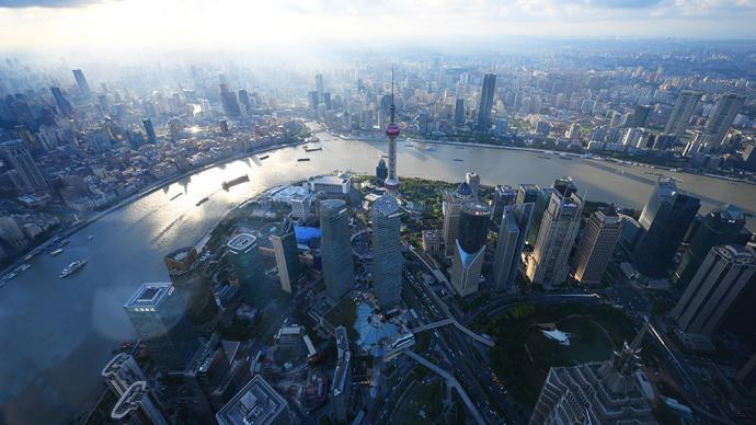一图看懂 上海如何加快打造国际绿色金融枢纽