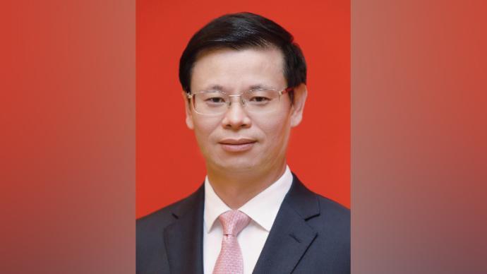 """""""由沪入苏""""一年后,许昆林履新江苏省委副书记、代省长"""