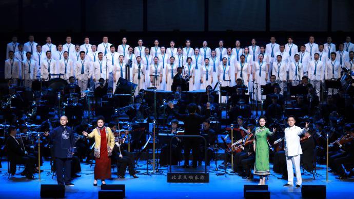交响乐与京剧融合,《京城大运河》让上海戏迷看得好生痛快
