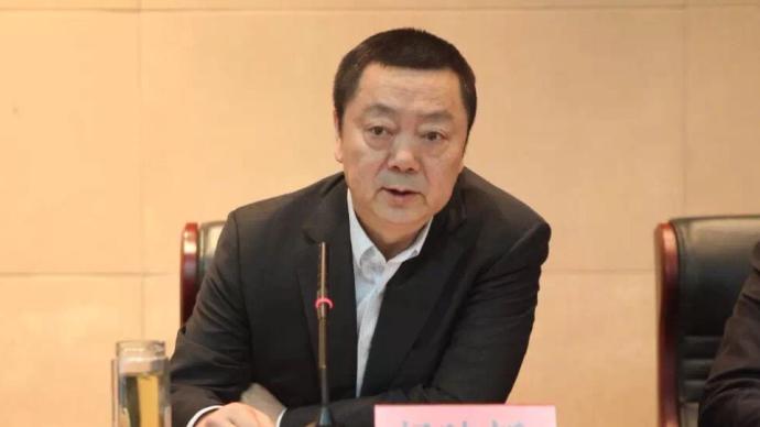 涉嫌玩忽职守罪等,陕西省农信联社原理事长杨建新被逮捕
