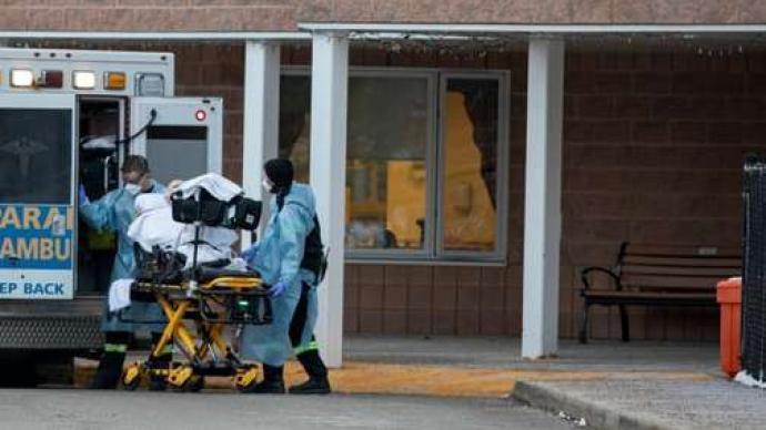 外媒:加拿大一养老院近9成老人感染新冠,入住者多为华人