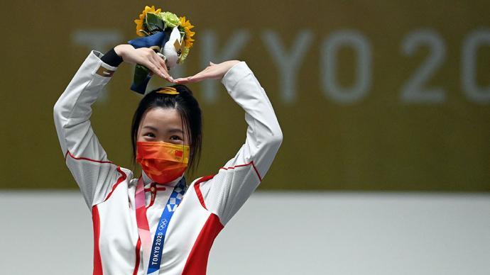 2021清华特等奖学金答辩入围名单公布,奥运冠军杨倩入选