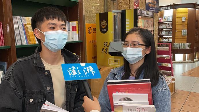 上海书城将闭店装修:暂别带来读者购书潮,也让读者依依不舍