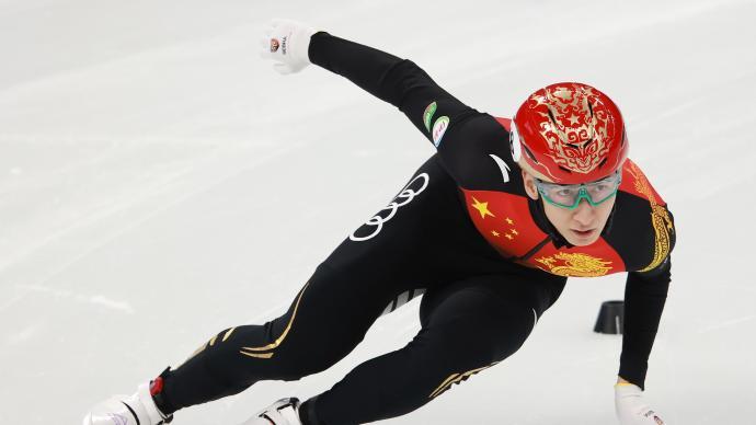 武大靖领衔,中国短道速滑2000米混合接力破世界纪录