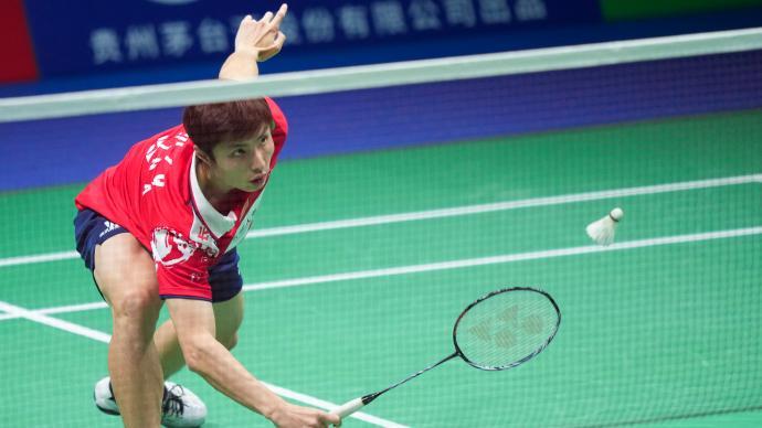 国羽3-1逆转日本,杀入汤姆斯杯决赛!石宇奇因伤退赛