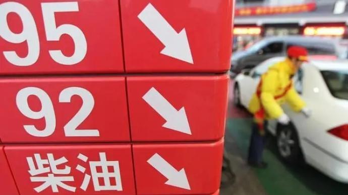 """多地零号柴油价格""""批零倒挂"""",民营加油站呼吁严打恶意炒作"""