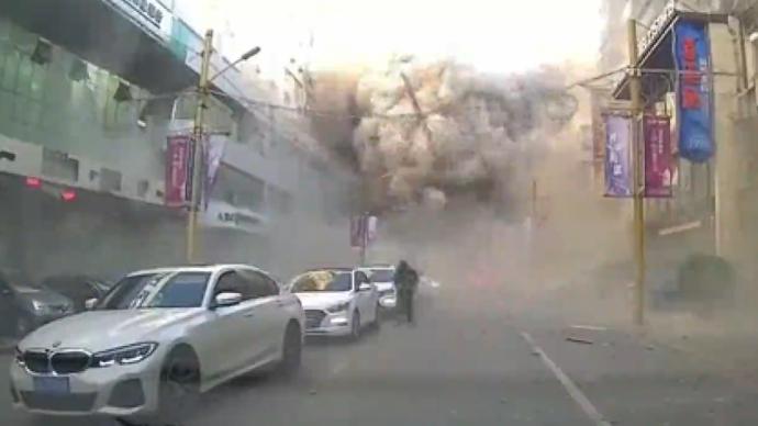 媒体:沈阳爆炸事故敲响餐饮场所燃气安全警钟