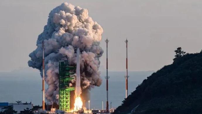 高边疆之谋? 新火箭首飞入轨失败,打击韩军事航天发展雄心