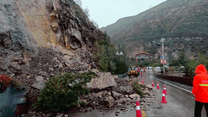 山西因灾受损公路6523.36公里,目前通村公路全部抢通