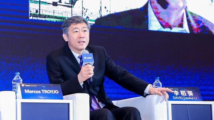 李稻葵:建议以新开发银行总部作为秘书处设立上海巴黎俱乐部