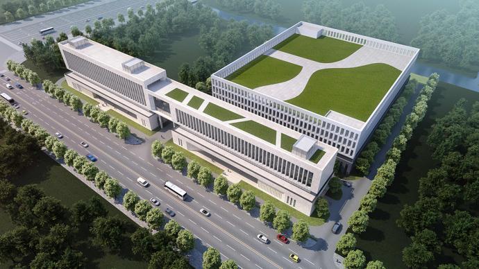 """总投资近23亿,上海这个镇启动""""十四五""""产业转型首发项目"""