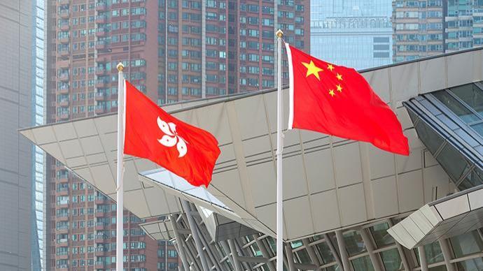 中使馆敦促英方:停止利用涉港问题进行政治操弄