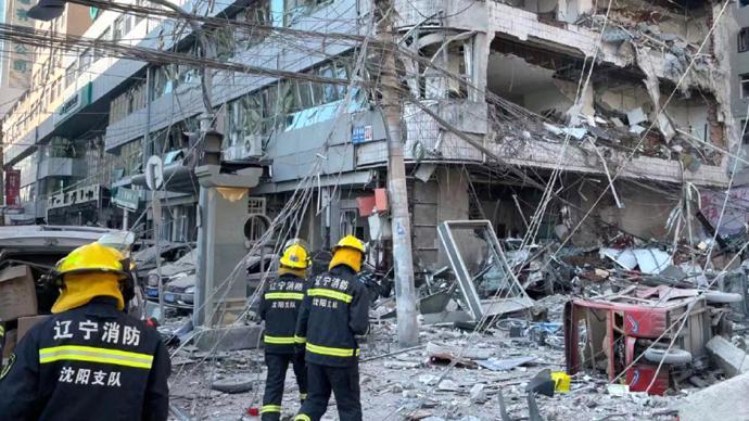 沈阳燃爆事故是厨师忘关燃气引发?三天两起爆炸?官方辟谣