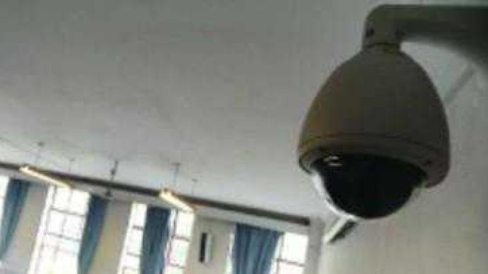 甘肃一中学收费在教室装监控?回应:家委会让第三只眼监督孩子