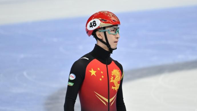 短道速滑世界杯北京站:武大靖男子1000米项目犯规遭淘汰