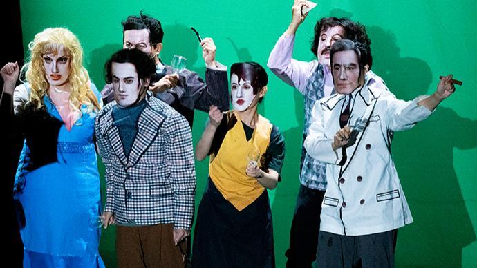 """再度归来的乌镇戏剧节,今年也许是最""""破圈""""的一届"""