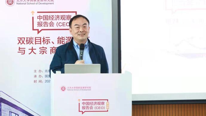 智库动态 徐晋涛:避免运动式减碳,要重视碳税这个政策工具