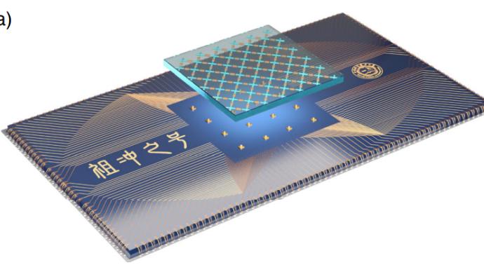 """中国成为唯一在两条技术路线上达到""""量子优越性""""里程碑国家"""