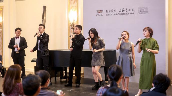 """""""音乐午茶""""第1900期,上海的""""音乐客厅"""""""