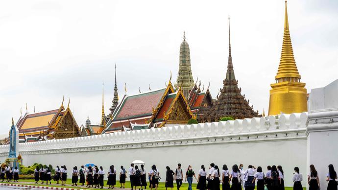 泰国11月1日起将对完全接种疫苗游客正式免隔离开放