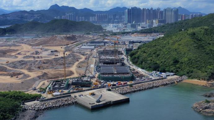 将军澳海水淡化厂:香港百万居民饮水工程的前世今生