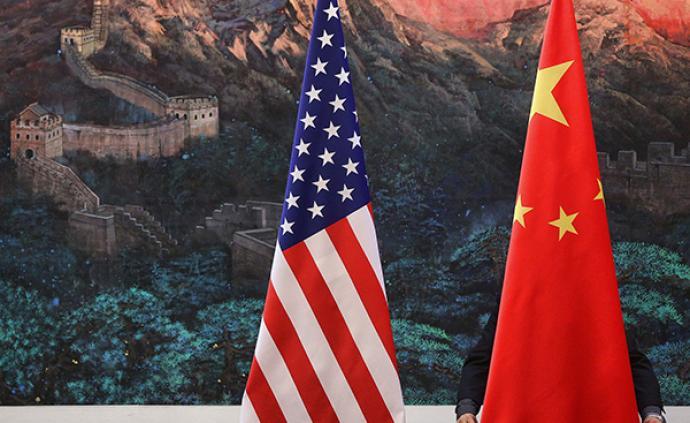 中美当前关注的几大问题,特朗普是这样回应中国媒体的