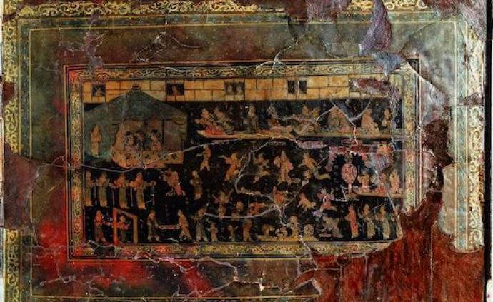 鉴赏|青铜酒器与历代绘画中的酒与酒文化