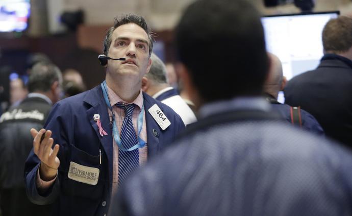 恐慌情绪未散,美股冲高回落:道指跌破27000点关口