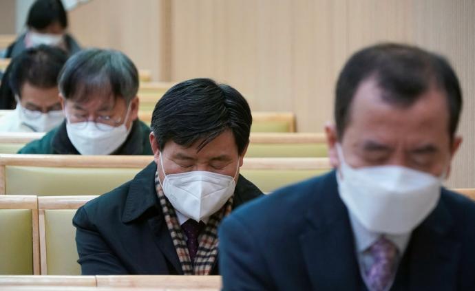 韩国天主教会暂停所有弥撒,首尔一大型教会牧师确诊引发担忧