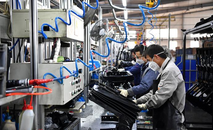 工信部:目前已经超三成中小企业复工,中小企业稳则经济稳