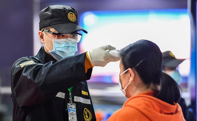广东:除湖北等疫情高发地外,来粤人员无需提供健康证明