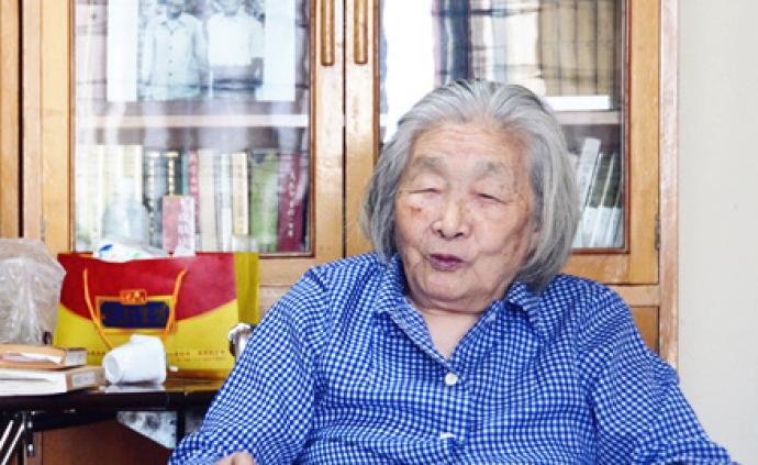 百岁北大英语系教授张祥保逝世,由胡适介绍入职北大并证婚