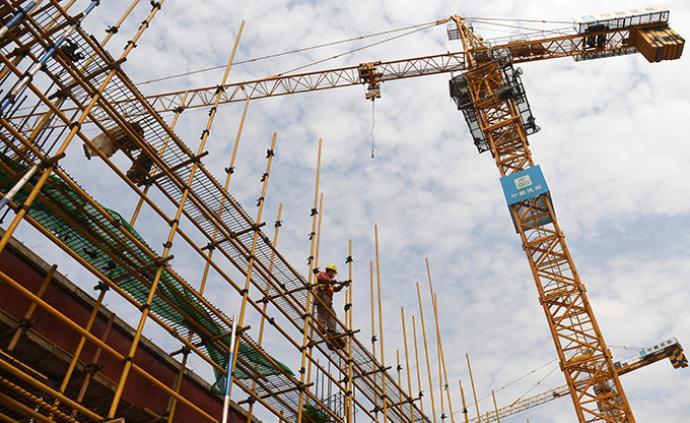 河南鶴壁市:高層商品房建筑完成地面2層施工即可辦理預售