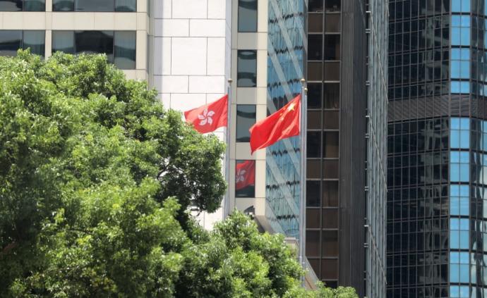 外交部驻港公署正告美议员:停止干预香港事务和中国内政